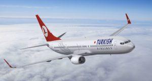 Turkish Airlines საქართველოს ავიაბაზარზე უმსხვილეს მოთამაშედ რჩება