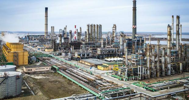 ნავთობ გადამამუშავებელი ქარხანა Petromidia საქმიანობას აფართოვებს