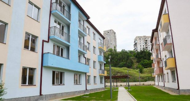 თსუ-ს ლისის ტბის ტერიტორიაზე ახალი 320 ადგილიანი საერთო საცხოვრებელი გადაეცემა