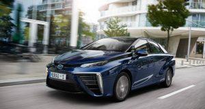 Toyota-მ წყალბადზე მომუშავე ავტომობილების გამოშვება დაიწყო