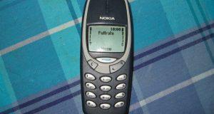 თებერვლის ბოლოს Nokia 3310-ის ხელახალი გამოშვება იგეგმება