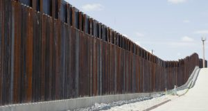 მექსიკის საზღვარზე კედლის აშენების ხარჯი 21 მილიარდი დოლარით განსაზღვრა