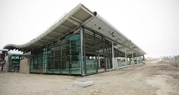 თბილისის აეროპორტში ახალი ტერმინალის მშენებლობა შესაძლოა ივნისში დამთავრდეს
