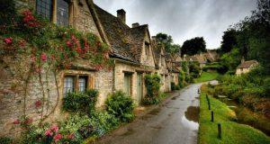 ყველაზე ლამაზი და ზღაპრული სოფელი