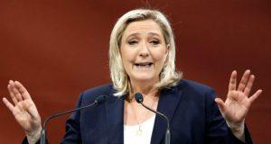 Credit Suisse: მარინ ლე პენი ევროპისათვის უდიდესი რისკია