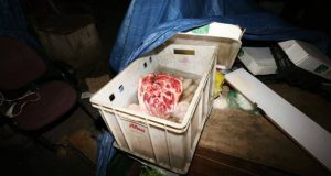 გარევაჭრობის ობიექტებში გაფუჭებული საკვები პროდუქტები აღმოაჩინეს