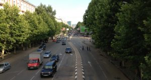 ზაფხულში პეკინის ქუჩა დროებით გადაიკეტება