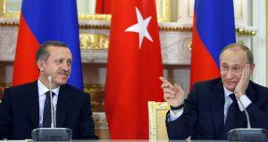 ვლადიმერ პუტინმა თურქეთთან ურთიერთვაჭრობის სფეროში შეზღუდვების მოხსნის შესახებ განაცხადა