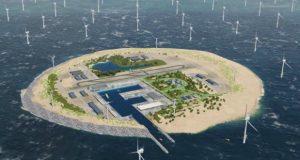 რევოლუციური პროექტი: კუნძული, სადაც განახლებადი ენერგიის საცავები იქმნება