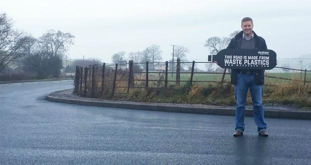 """დიდ ბრიტანეთში """"პლასტმასის"""" გზა დააგეს"""