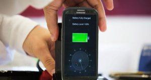 2018 წელს მსოფლიოში პირველად სმარტფონები გამოჩნდება, რომლებიც 5 წუთში იტენება