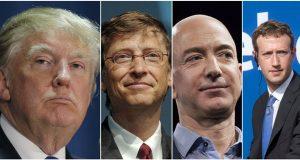 მსოფლიოს უმდიდრესმა ადამიანებმა პოლიტიკური არასტაბილურობის დროს 35 მილიარდი დოლარი დაკარგეს