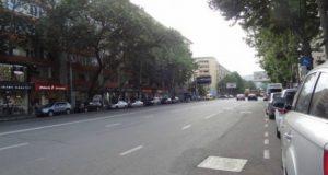 პეკინის ქუჩა რეაბილიტაციის დასრულების შემდეგ შესაძლოა, ცალმხრივი გახდეს