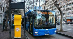 ავტობუსებში მგზავრობის საფასურის გადახდა მობილური ტელეფონებითაც იქნება შესაძლებელი