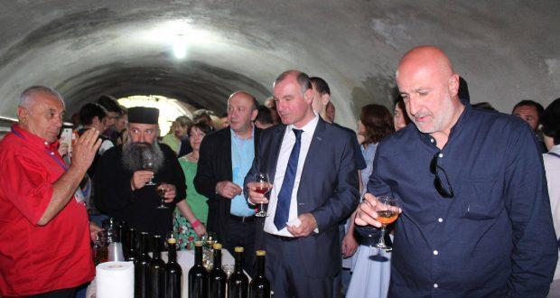 """გორში ღვინის ფესტივალი """"ატენი 2017"""" გაიმართა"""