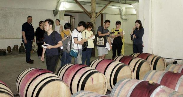 იაპონელი ღვინის იმპორტიორები ქართული ღვინით დაინტერესედნენ