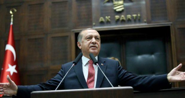 ერდოღანი: გერმანიის მთავრობა თურქეთის მტერია