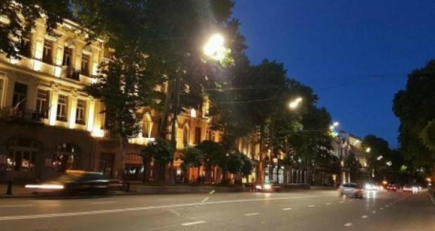 თბილისში გარე განათების თანამედროვე სისტემის მონტაჟი დაიწყო