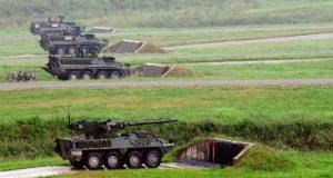 """საქართველოში გერმანიის """"ჰოჰენფელსის"""" ბაზის ანალოგიური საბრძოლო მომზადების ცენტრი აშენდება"""