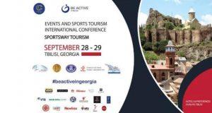 პირველად თბილისში მოვლენათა და სპორტული ტურიზმის საერთაშორისო კონფერენცია გაიმართება