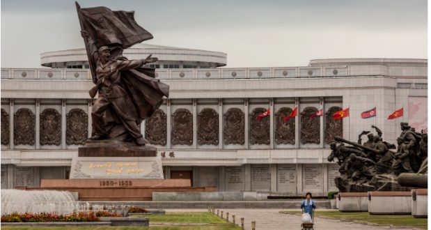 ჩრდილოეთ კორეა - პოლიტიკური პროპაგანდის მიღმა აღბეჭდილი ცხოვრება