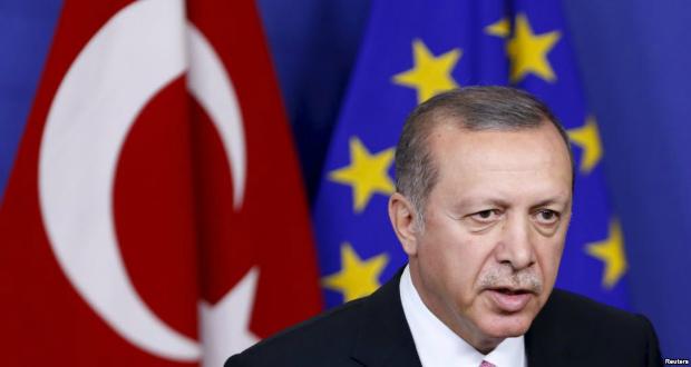 """""""ევროპა თურქეთის გარეშე დაპირისპირებების ატმოსფეროში აღმოჩნდება"""""""