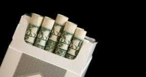 თამბაქოს აქციზიდან მთავრობამ დაგეგმილზე 60 მლნ ლარით ნაკლები შემოსავალი მიიღო