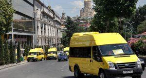 ტაქსების, მიკროავტობუსებისა და ავტობუსების მოძრაობის რეგულირებასთან დაკავშირებით ცვლილებები იგეგმება