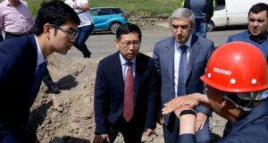 """სომხეთის მთავრობამ ავტომაგისტრალის მშენებელ ჩინურ """"სინოჰიდროს"""", რომელიც საქართველოს გზებსაც აშენებს, ინჟინრების შეცვლა მოსთხოვა"""