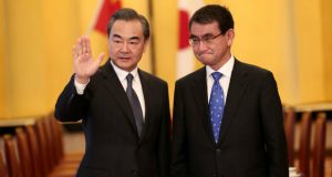პირველი ეკონომიკური მოლაპარაკებები 8 წლიანი პაუზის შემდგომ იაპონიასა და ჩინეთს შორის