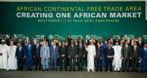 44-მა აფრიკულმა ქვეყანამ თავისუფალი ვაჭრობის ხელშეკრულება გააფორმა