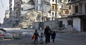 გაერო: სირიის აღდგენას 200-300 მილიარდი აშშ დოლარი სჭირდება