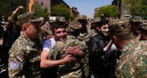 ომხეთში საპროტესტო გამოსვლებს სამხედროებიც შეუერთდნენ
