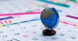 ოფიციალური დასვენების დღეების რაოდენობა საქართველოსა და მსოფლიოს სხვა ქვეყნებში
