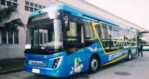 დღეიდან თბილისში პირველი ელექტროავტობუსები იმოძრავებენ