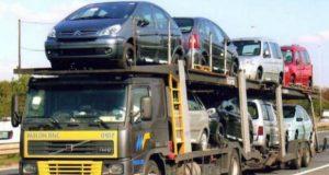 ყოველი მეორე მანქანა სომხეთში გადის, ყოველი მეხუთე – უკრაინაში