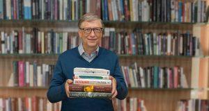 5 წიგნი, რომელიც ბილ გეითსის აზრით, ყველამ უნდა წაიკითხოს