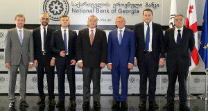 უკრაინა საქართველოს ეროვნული ბანკის გამოცდილების გაზიარებას იწყებს