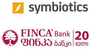 """ფინკა ბანკმა მსოფლიოს ერთერთ წამყვან საინვესტიციოკომპანია""""სიმბიოტიკსთან"""" 15 მილიონი ლარის შეთანხმება გააფორმა"""
