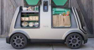 ამერიკელ მომხმარებელს შეკვეთას მალე უპილოტო ავტომობილები მიუტანენ