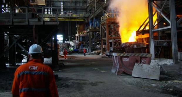 ჭიათურაში მადნის გადამამუშავებელი ახალი ქარხანა ოქტომბერში გაიხსნება