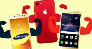 Huawei-მ გაყიდული სმარტფონებით Apple-ს გადაუსწრო