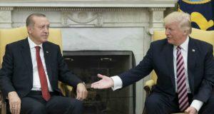თურქეთსა და აშშ-ს შორის ურთიერთობა კიდევ უფრო მეტად იძაბება