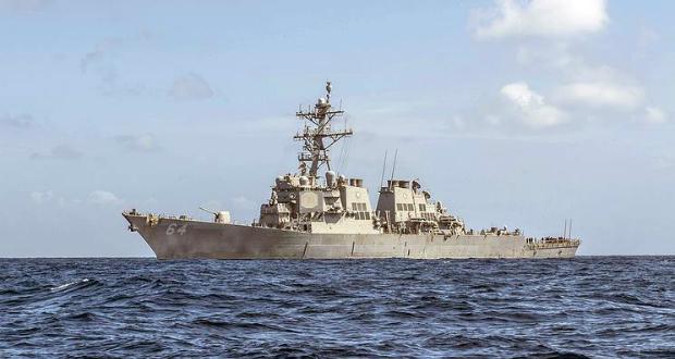 რაკეტსაწინააღმდეგო სისტემით აღჭურვილი აშშ-ის სამხედრო ხომალდი Carney-ი შავ ზღვაში შევიდა
