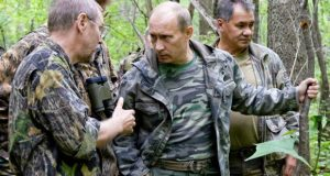 """რუსეთი """"ცივი ომის"""" შემდეგ ყველაზე მასშტაბურ სამხედრო წვრთნებს იწყებს"""