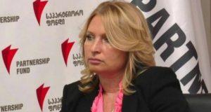 ნათია თურნავა ეკონომიკის მინისტრის მოადგილედ დაინიშნა