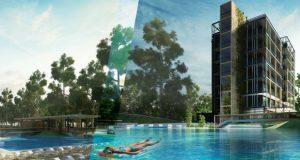 ოზურგეთში, სოფელ ნატანებში, ახალი, 42 ნომრიანი სასტუმროს მშენებლობა დაიწყო