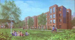 თსუ-ს მაღლივ კორპუსთან 3000 სტუდენტზე გათვლილი ქალაქი აშენდება