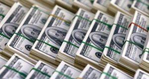 ბოლო 1 თვეში სახემწიფო ვალი 344 მლნ დოლარით გაიზარდა