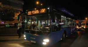 ახალი წლის ღამეს საზოგადოებრივი ტრანსპორტი მოსახლეობას უფასოდ მოემსახურება
